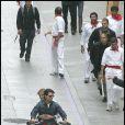 """""""Cameron Diaz et Tom Cruise, en pleine balade à moto sur le tournage de  Knight & Day """""""