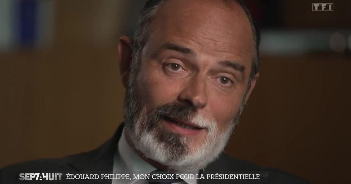 Edouard Philippe agacé par les critiques sur sa barbe