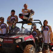 Jade et Tony de Koh Lanta, Vincent Lagaf' et son fils Robin connaissent... une traversée du désert !