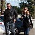 Ellen Pompeo et son mari Chris Ivery ont déjeuné à Los Feliz le 3 décembre 2009