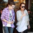Lindsay Lohan et Samantha Ronson