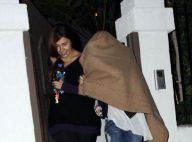 Lindsay Lohan :  Prise en flagrant délit à la sortie de chez un acteur... pas du tout inconnu ! Elle a passé la nuit avec lui !