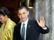 Barack Obama a reçu son Prix Nobel devant sa femme Michelle et... Will Smith ! Toutes les photos ! (réactualisé)