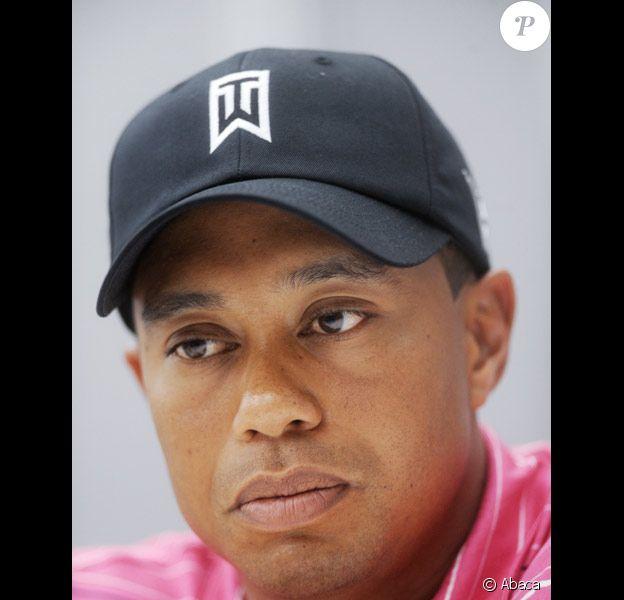 Tiger Woods en juin 2009