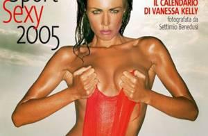 Vanessa Kelly : La sublime Australienne doit beaucoup à son corps... Et vous l'offre en petite tenue !