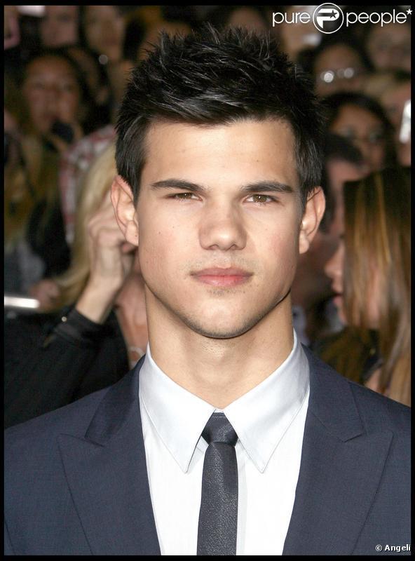 L'acteur Taylor Lautner