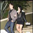 Zac Efron et Vanessa Hudgens sortent au restaurant-nightclub East à Hollywood, le 14 décembre, pour fêter en grande pompe le 21e anniversaire de cette dernière.