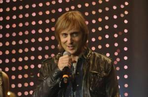 David Guetta, Anne Roumanoff, Jacques Higelin et sa femme... pour une soirée Grand Prix et champagne !