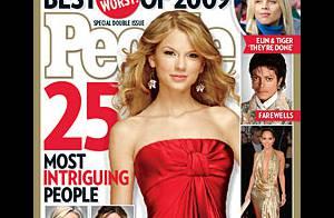 Taylor Swift : La grande star de 2009, c'est elle ! Tant pis pour Kanye...