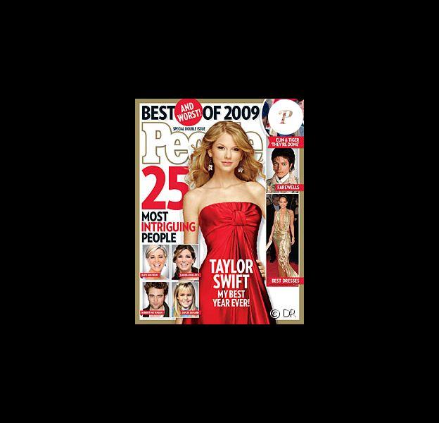 Taylor Swift en couverture du magazine People