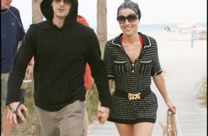 Elsa Pataky et Adrien Brody : balade romantique à Miami...