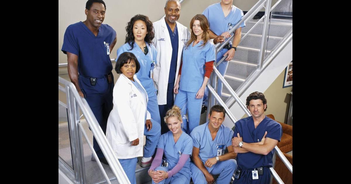 Tv les gr vistes font chanter les acteurs de grey 39 s anatomy purepeople - Acteur de grey s anatomy ...