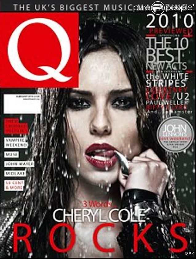 La très belle Cheryl Cole...