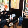 Michael Jones en interview avec Laurent Argelier