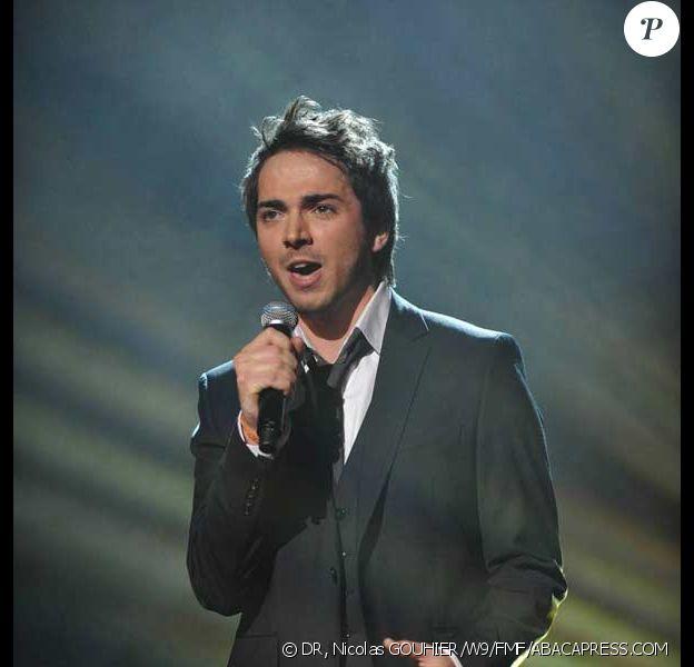 Sébastien, le gagnant de X-Factor