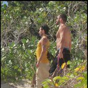 Le créateur Marc Jacobs et son mari, amoureux comme jamais sur une plage à Saint-Barth ! Le bonheur en images... (Réactualisé)