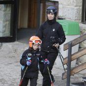 Elena d'Espagne : Libérée de son divorce... elle continue de s'éclater sur les pistes !