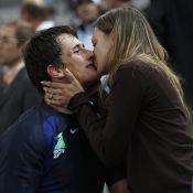 Le rugbyman français Yannick Jauzion est... papa !