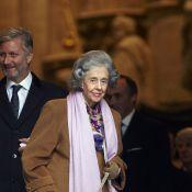 La reine Fabiola de Belgique... violemment menacée de mort !