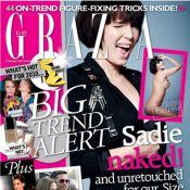 Sadie Frost : Quand l'ex-femme de Jude Law se déshabille, c'est sans retouche et... c'est MA-GNI-FI-QUE !