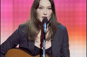 Carla Bruni : Elle va bien chanter pour David Bowie avant d'enregistrer son prochain album... à Los Angeles ! (réactualisé)