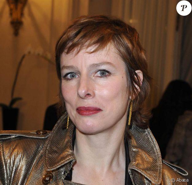 Karin Viard bientôt en tournage de Ma part du gâteau...