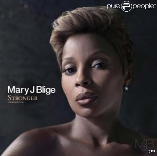 mary j blige stronger album. Mary J. Blige : Stronger with