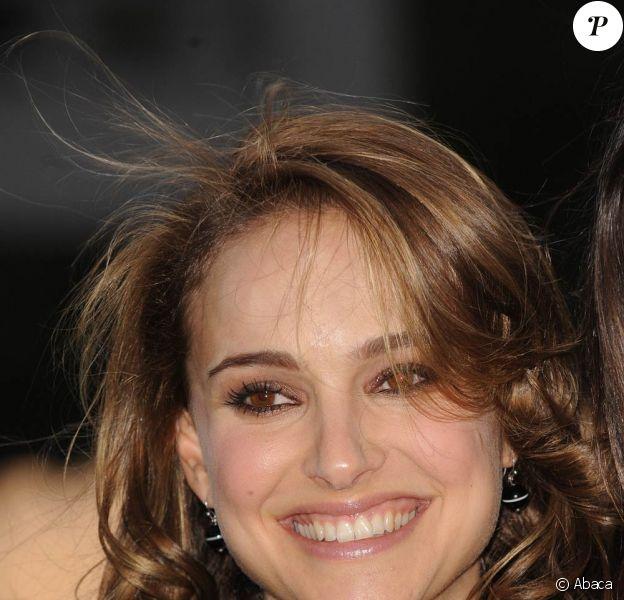 La superbe Natalie Portman...