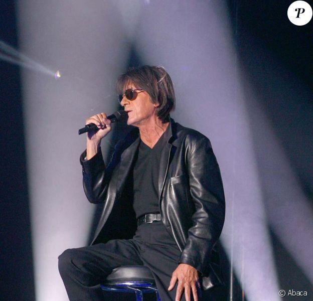 Jacques Dutronc en tournée dans toute la France depuis le 8 janvier 2010 !