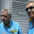 Flavio Briatore, à l'instar de Pat Symonds, n'a pas encore gagné son bras de fer contre la FIA, qui a choisi de déposer appel...