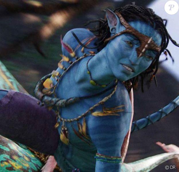 Des iamges d'Avatar, de James Cameron.