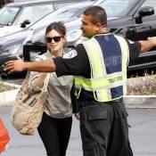 Rachel Bilson : Les forces de l'ordre empêchent la star de tenir... ses résolutions 2010 !