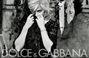 Quand Madonna fait la mamma italienne en plein ménage... elle reste terriblement glamour !