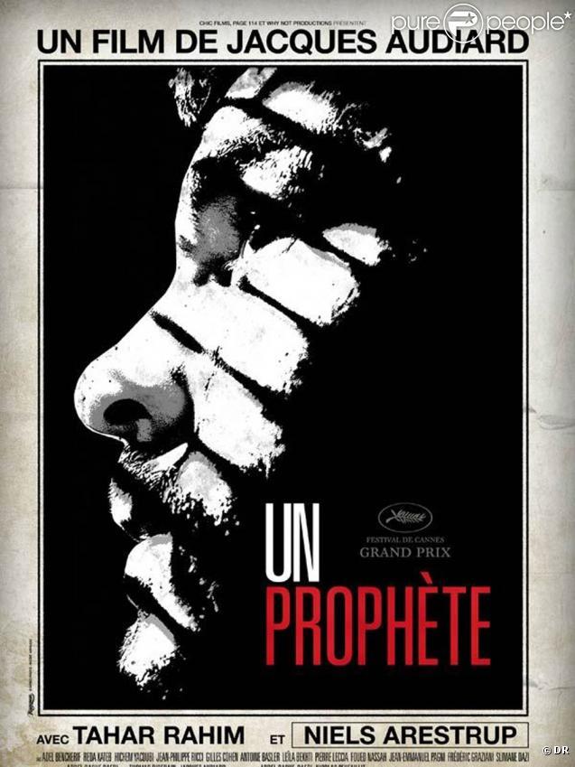 L'affiche d' Un prophète.