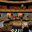 Photo du plateau de la Ferme Célébrités en Afrique (site de tf1)