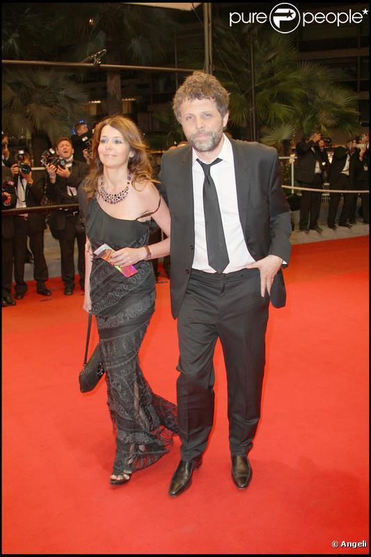 Stéphane Guillon et Muriel Cousin