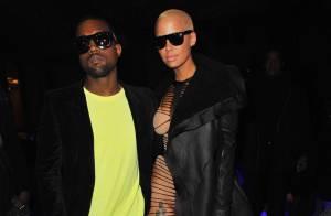 Kanye West : Une gravure de mode avec son Amber Rose superbement carrossée... pour la Fashion Week ! (réactualisé)