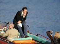 Retrouvez les photos d'Antonio Banderas sur le tournage de son dernier film...