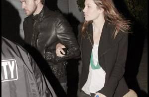 Justin Timberlake et Jessica Biel, follement amoureux et unis pour Haïti !