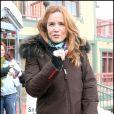 Lea Thompson à l'occasion du Festival du film indépendant de Sundance qui se tient à Park City, dans l'Utah, le 25 janvier 2010.