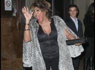 Découvrez Tina Turner, 70 ans et très en forme, en train de livrer un véritable show... haute couture !