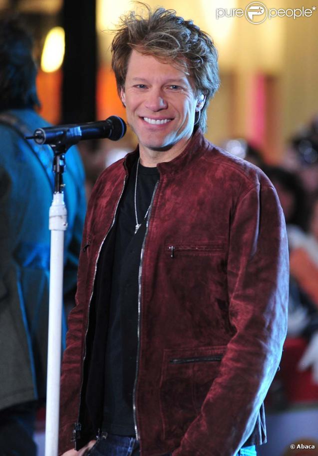 """Jon Bon Jovi sera la """"guest star"""" de la série  30 Rock , le 14 février 2010 !"""