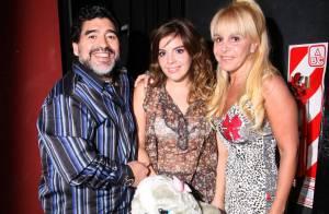 Diego Maradona : Sa compagne a perdu le bébé que le couple attendait... (réactualisé)