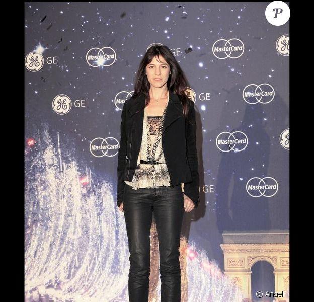 Charlotte Gainsbourg est leader pour les 25e Victoires de la Musique.
