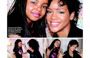 Rihanna : sa petite protégée de 6 ans succombe à une leucémie...