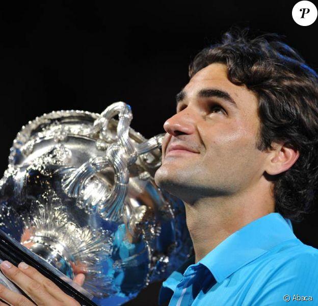Roger Federer a écrasé l'Ecossais Andy Murray pour s'adjuger son 16e trophée dans un tournoi du Grand Chelem !
