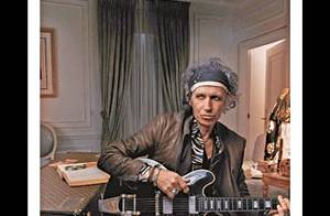 Photos : Keith Richards s'embourgeoise pour Louis Vuitton...