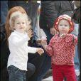 A 44 ans, Marcia Cross a donné naissance à deux adorables jumelles, Eden et Savannah, qui fêteront leur trois ans le 20 février prochain.