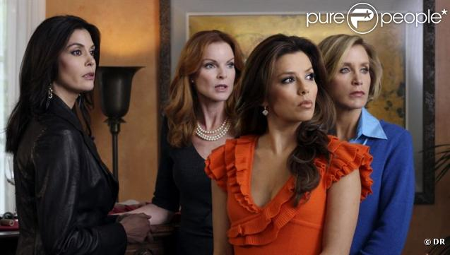 Photo promo de la saison 6 de Desperate housewives