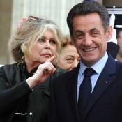 Le grand coup de gueule de Brigitte Bardot : Elle tacle grave Nicolas Sarkozy et menace Patrick Balkany !